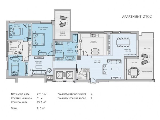 Olympic Apartment 2102 (10)